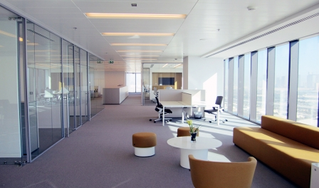 Aabar Offices - IPIC Square